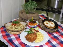 Pulverschnee, Loipenstürmer, Pistengaudi solch fantasievolle Namen gibt es für diese Gerichte