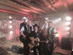 Live bei uns Benny Drivers Countryband made in Erzgebirge