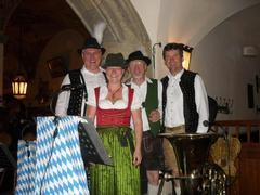 Sandler Wirtshaus-Musikanten