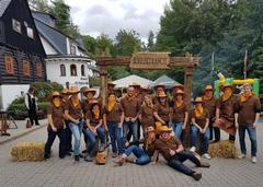Herzlich Willkommen zum Countryfest an der Köhlerhütte-Fürstenbrunn - Köhlers-Ranch
